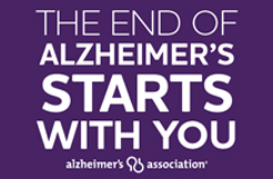 The Alzheimer's Association is a great support for people with Alzheimer's and their caregivers