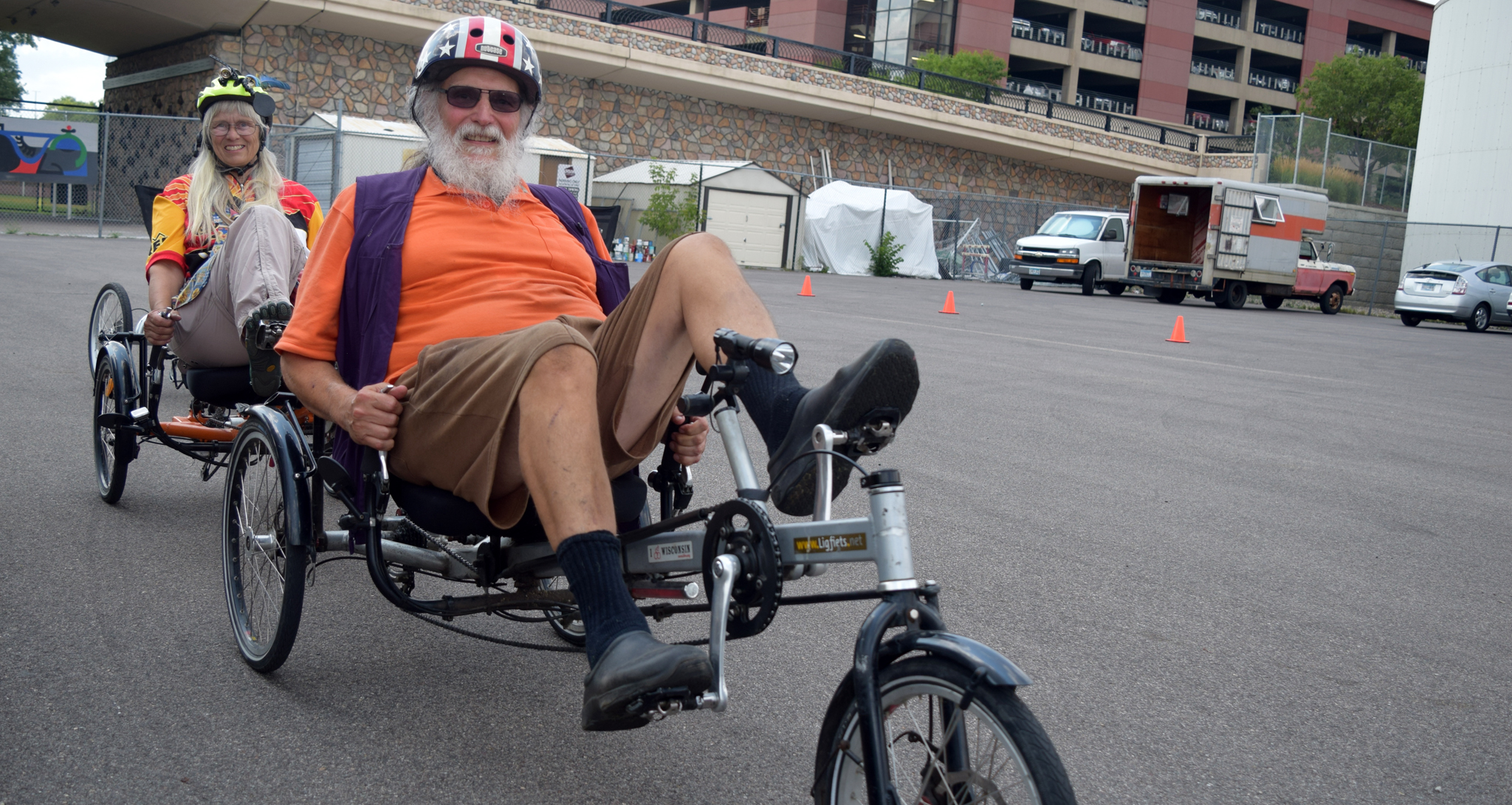 TC Adaptive Cycling helps increase participation and access to cycling among individuals with disabilities.