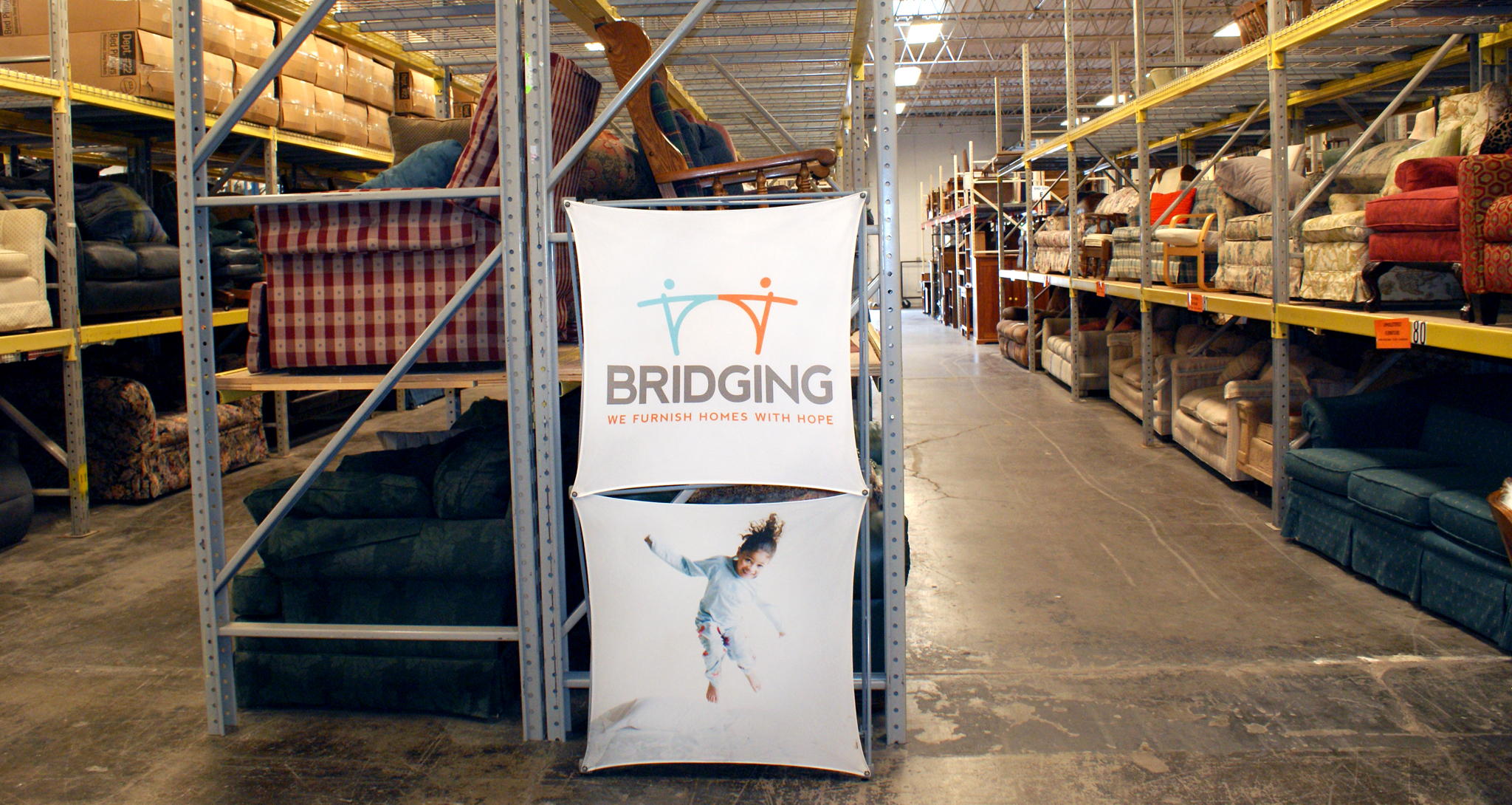 Bridging warehouse