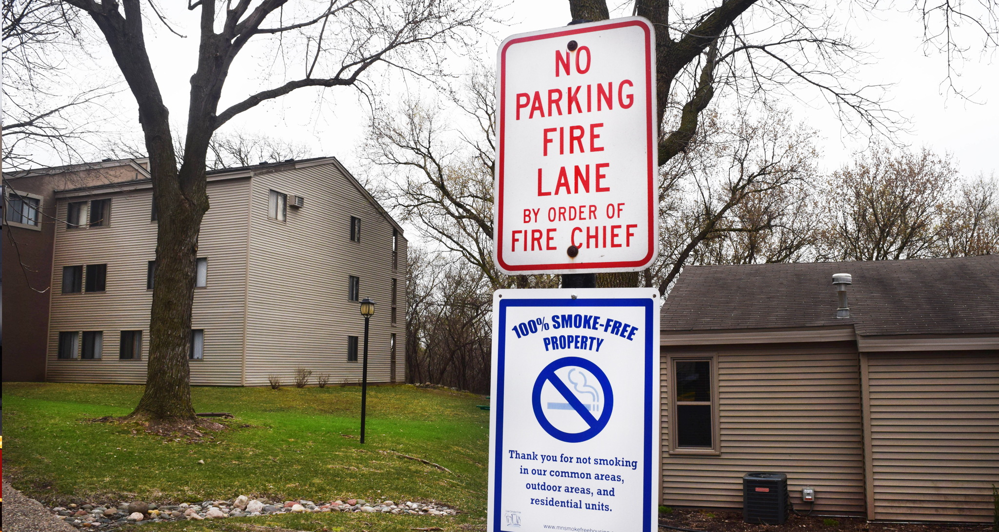 More housing complexes are choosing to go smoke free